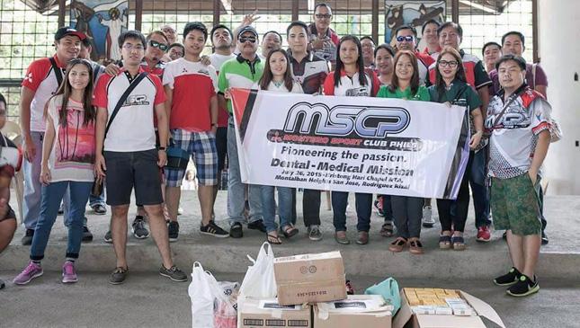 Montero Sport Club Philippines