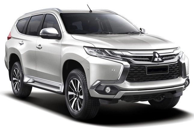 All-new Mitsubishi Montero Sport