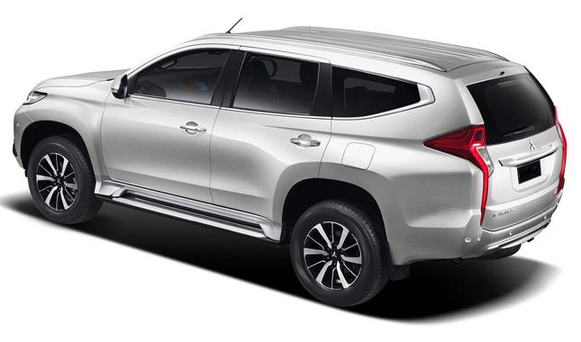 All-new Mitsubishi Montero Sport