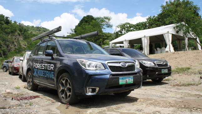 Subaru Foresters