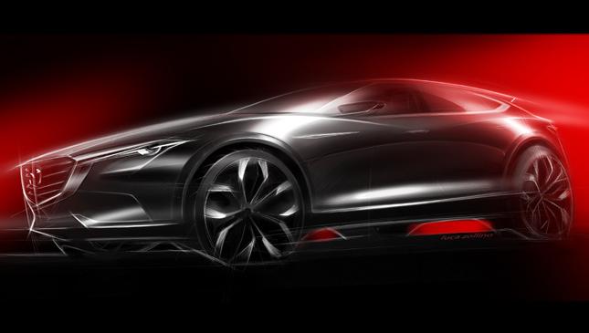 Mazda Koeru Concept Crossover