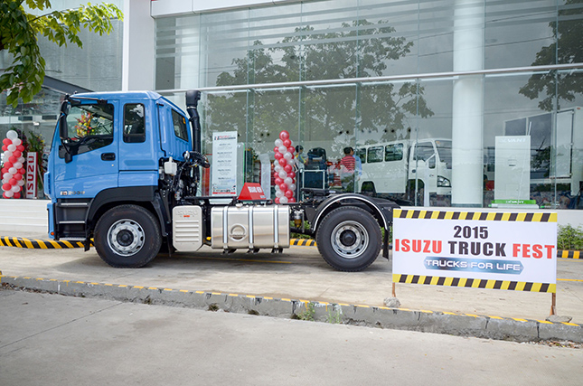 Isuzu Truck Fest in Cebu
