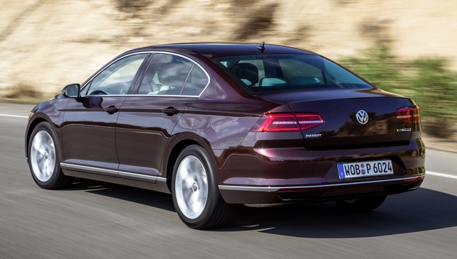 All-new Volkswagen Passat