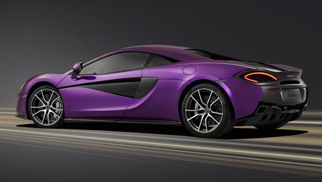 McLaren special editions