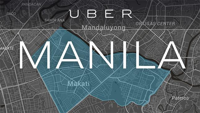 Uber Manila