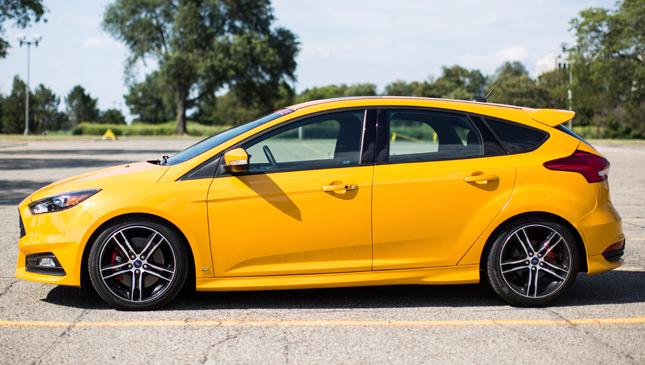Ford Focus ST performance kit