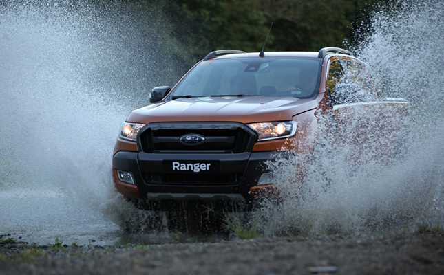 Ford Ranger facelift prices
