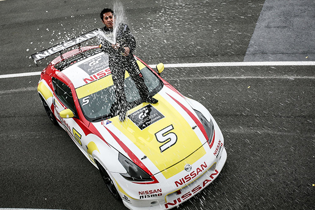 Filipino driver Joward Policarpio wins Nissan GT Academy Asian race camp