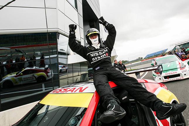 Filipino driver Joward Policarpio wins Nissan GT Academy Asian race camp