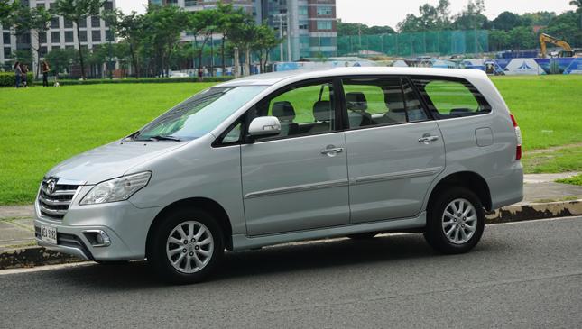 Toyota Innova 2 5v Philippines Reviews Specs Amp Price
