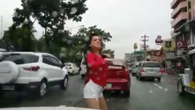 The real Traffic Stopper