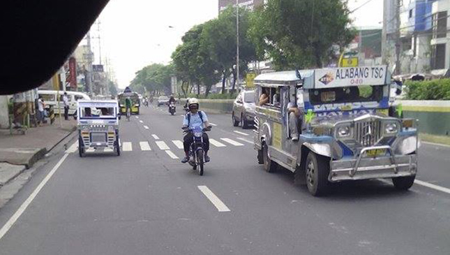 Do-it-yourself pedicab vehicle