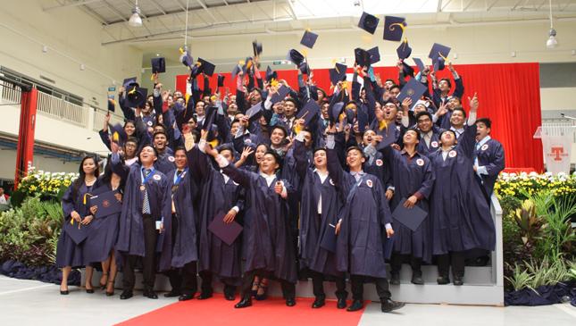 TMP graduates