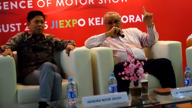 Indonesian car market