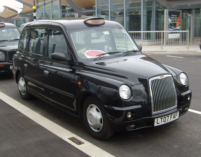 Hackney cab