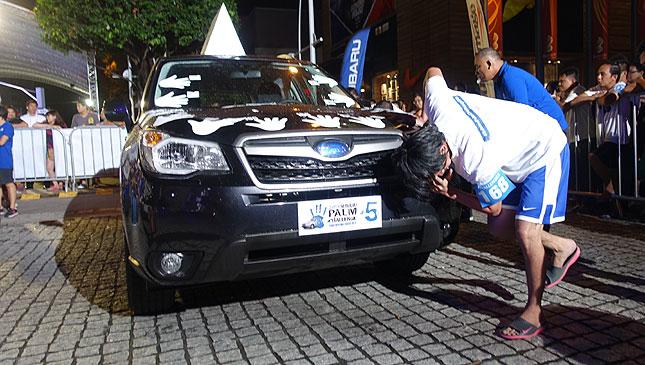 Subaru Palm Challenge 2015 Manila leg