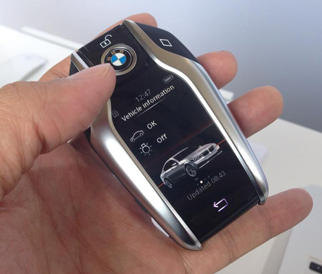 BMW Display Key