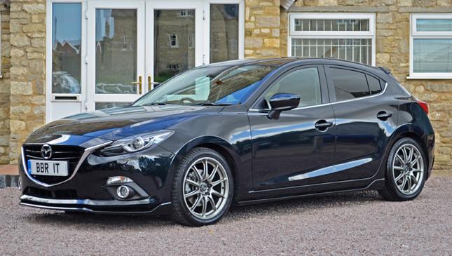 Mazda 3 BBR