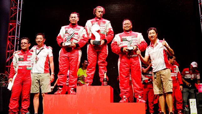 Toyota Vios Cup 2015 leg 3