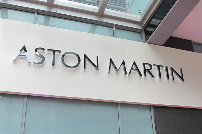 Aston Martin Manila