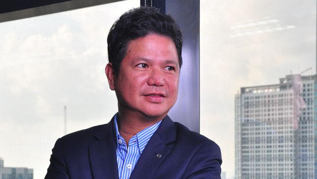 Nissan Philippines' Toti Zara