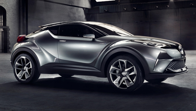 Toyota Chr Philippines >> Toyota C-HR could be your next small crossover SUV