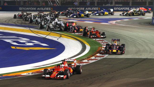 Singapore GP 2015