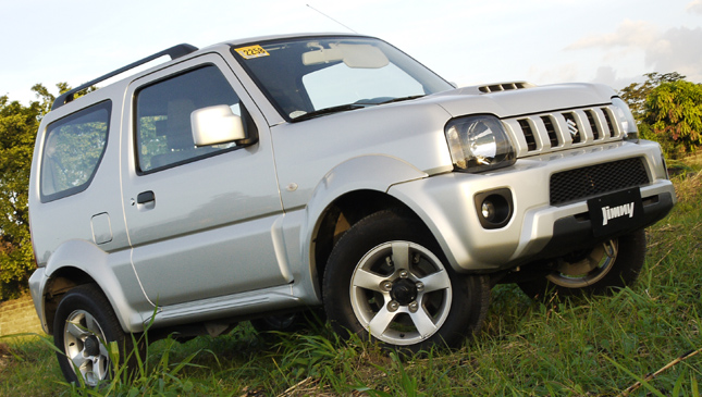 Suzuki Jimny Jlx 2015 Philippines Review Specs Price