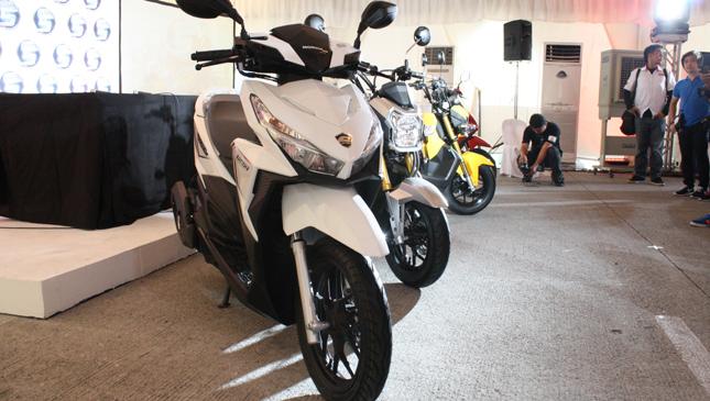 Honda Gen S Scooters