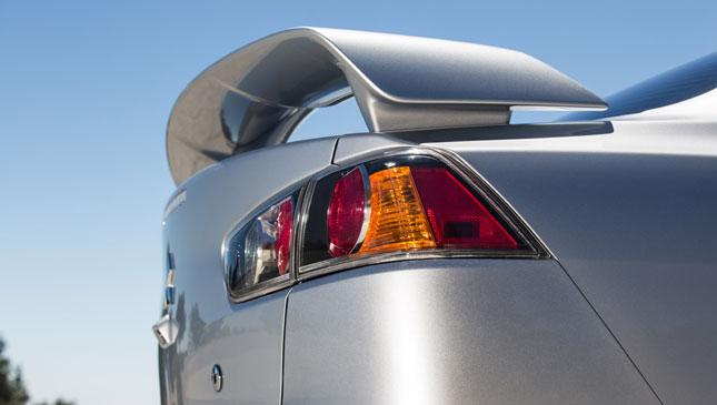 Mitsubishi Lancer facelift