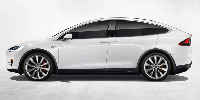 Real life tony stark equips new tesla model x with for Tesla model x cabin air filter