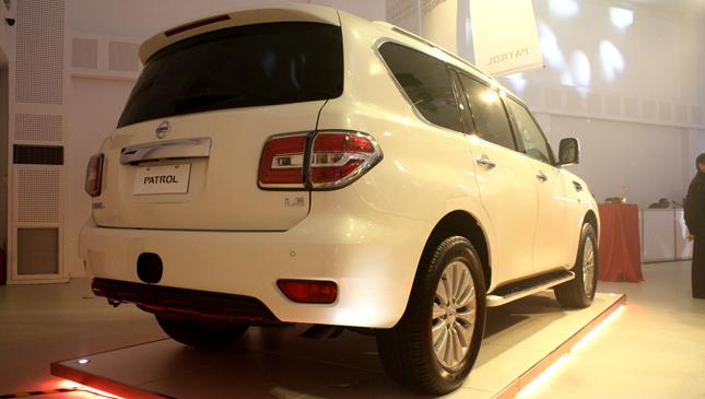 Nissan Patrol Royale