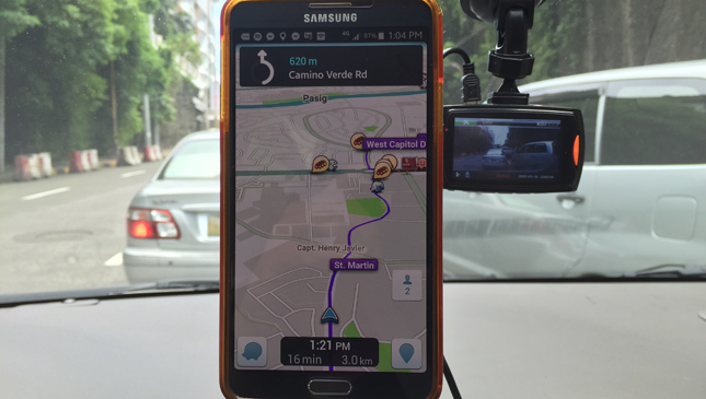 Waze safety