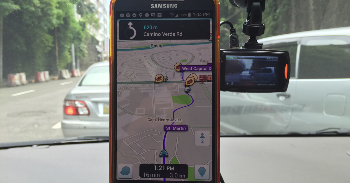Gps Navigation System | Top Gear Philippines