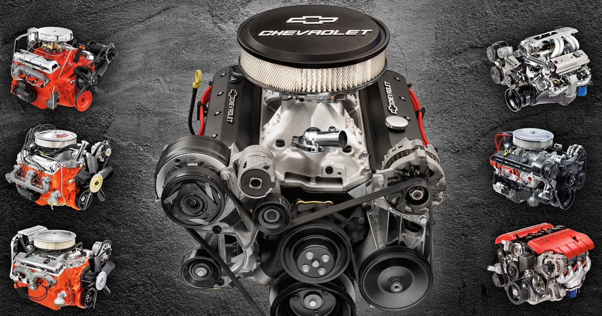 Chevrolet Zz Fb on 350 Small Block Chevy Crate Engine