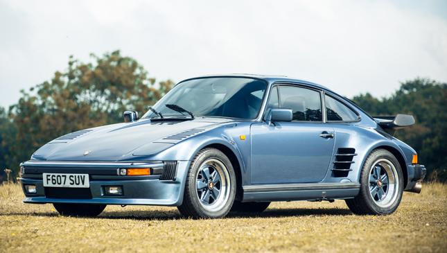 Porsche 930 Flatnose