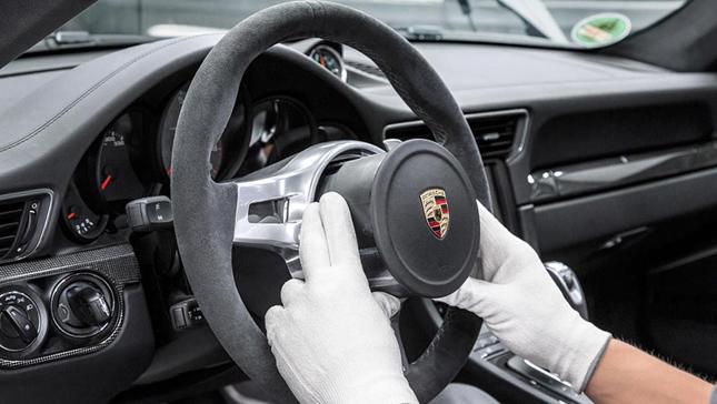 Porsche 911 Tequipment