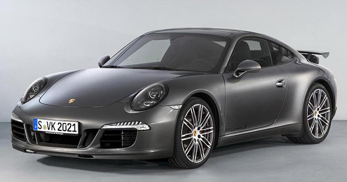 How do you make existing Porsche 911 cars even more awesome?