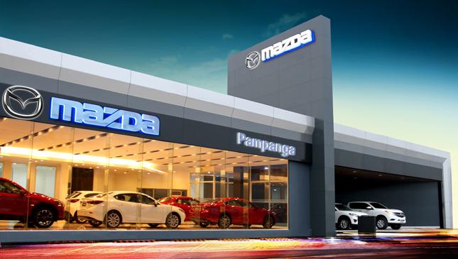 Mazda Pampanga