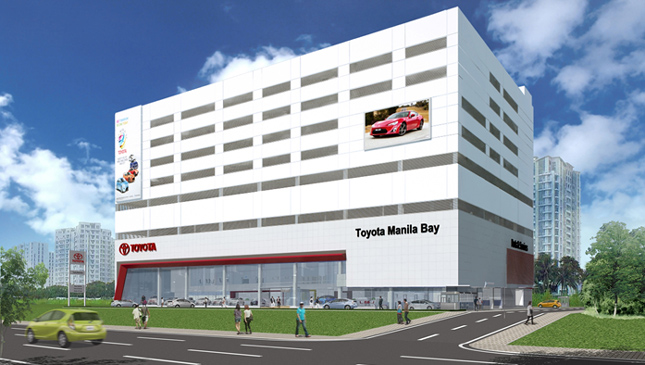 Toyota Manila Bay