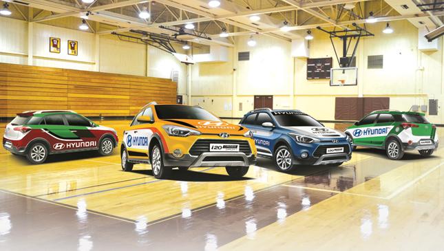 Hyundai Decal Design Contest