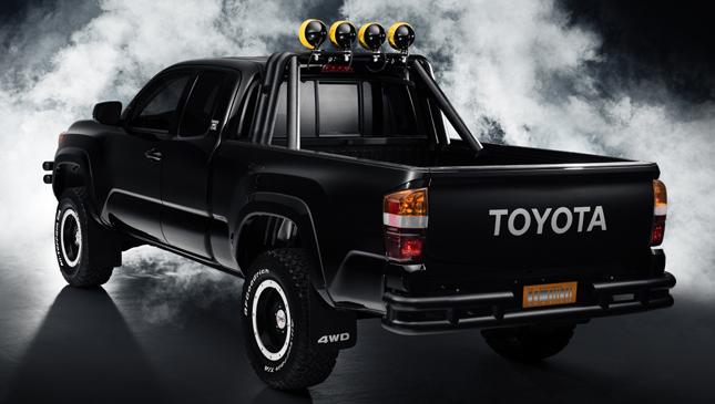 Back to the Future Toyota Tacoma
