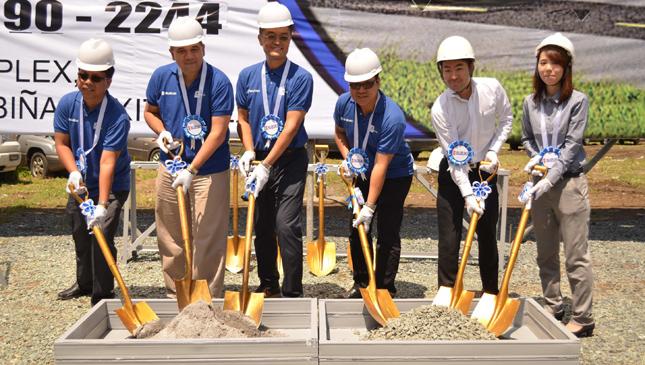 Suzuki officials