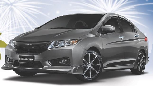 Honda City giveaway