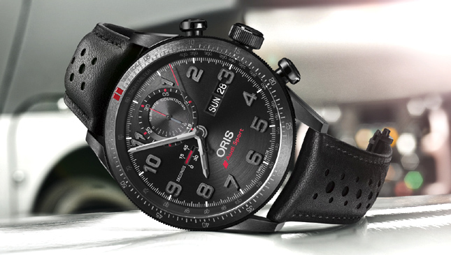 Oris Releases 3 New Racing Themed Wristwatches