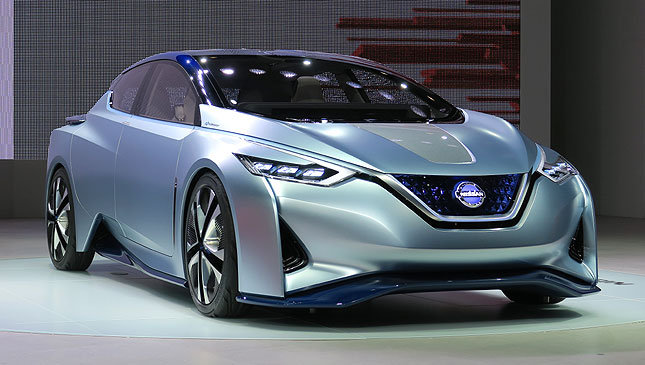 Nissan promises self-driving cars in 2020, and this IDS ...
