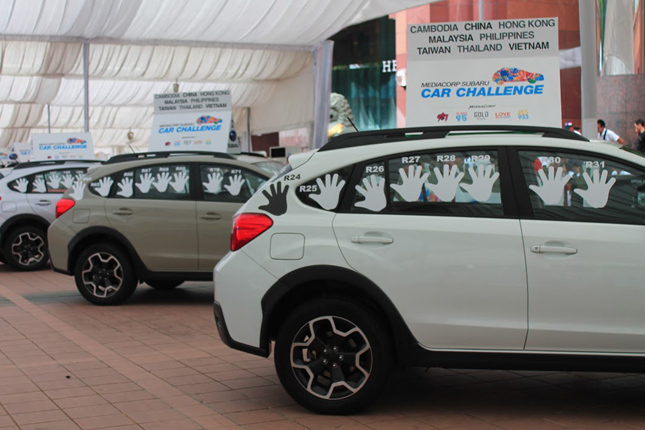 2015 Subaru Palm Challenge