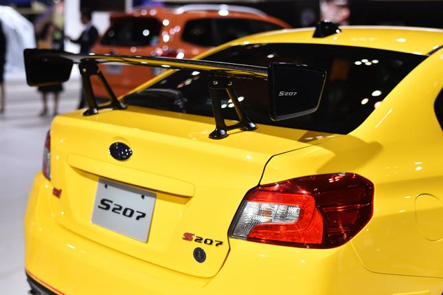 Subaru STI S207