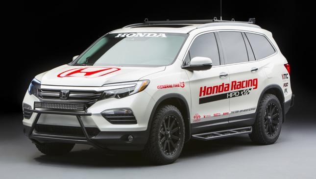 Honda Pilot SEMA