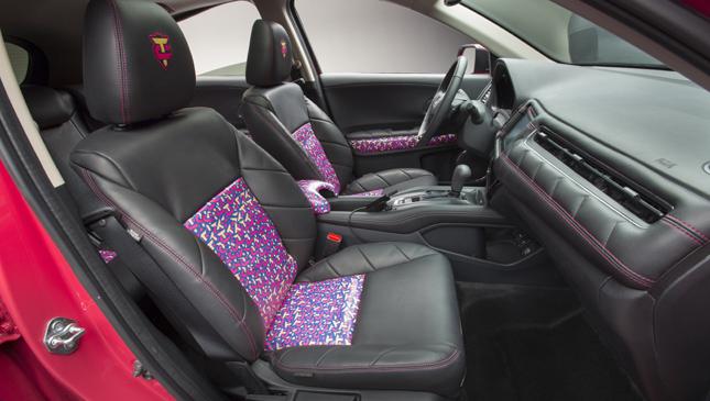 Honda SEMA HR-V
